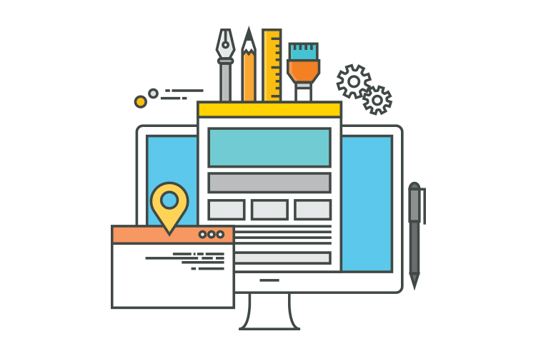خدمات طراحی سایت واکنش گرا